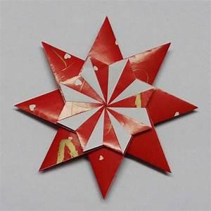 Origami Stern 5 Zacken : stern franziska origami paper magic diy paper ~ Watch28wear.com Haus und Dekorationen