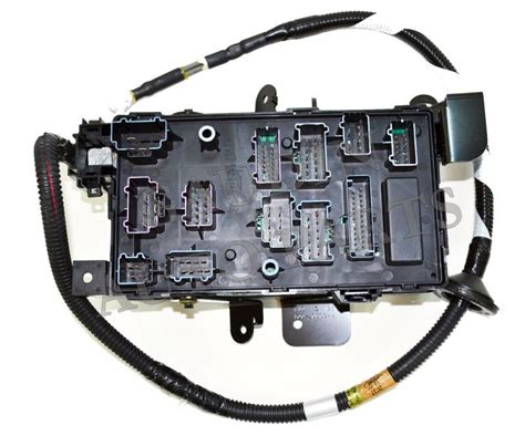 find genuine ford fuse panel box