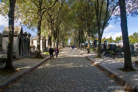 pere la chaise pere lachaise cemetery gardens parisianist city