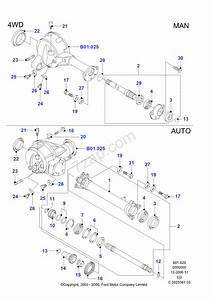 Ford Ranger T6 Workshop Wiring Diagram