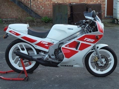 yamaha tzr 125 classic 1989 yamaha tzr 125 ypvs 2rk fully restored 99 complete like 250 in mansfield