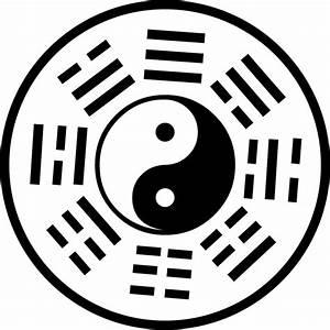 Yin, Yang, Eight symbols. | Nancy Zhang