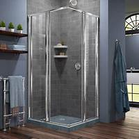 great triangle corner shower Shower Stalls & Enclosures at Great Prices | Wayfair