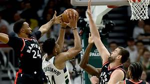 NBA Playoffs 2019: Toronto Raptors vs. Milwaukee Bucks ...