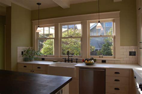 arts  crafts kitchen craftsman kitchen portland  craftsman design  renovation