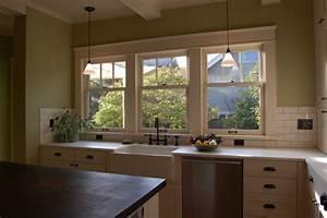 Arts And Crafts Kitchen Craftsman Kitchen Portland