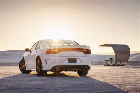 2018 Dodge Charger Srt Hellcat Is The Most Powerful Sedan
