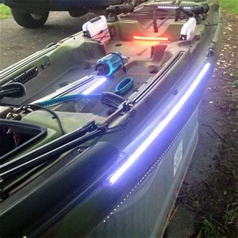 Fishing Lights For Pontoon Boats by 17 Best Images About Fishing Kayak On Kayak