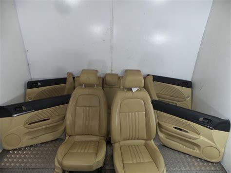 interieur cuir alfa 159 alfa romeo 159 ti sportwagon beige int 233 rieur cuir si 232 ges cartes de porte ebay