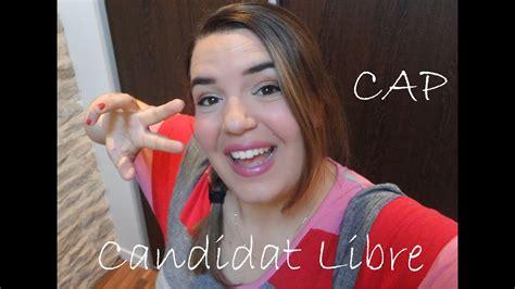 cap en candidat libre 29061 cap en candidat libre r 233 sultat