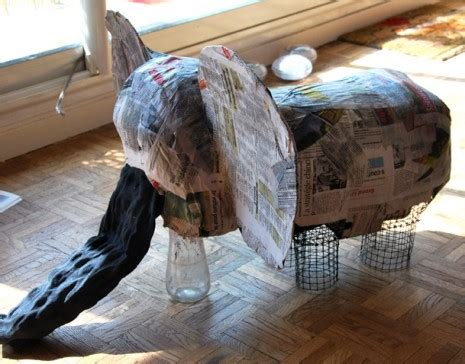 le en papier mache un 233 l 233 phant en papier m 226 ch 233 ptit d une illustratrice jeunesse