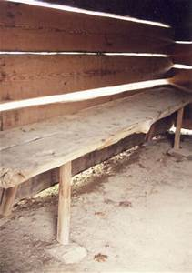 middle class cherokee home outbuildings With puncheon floor