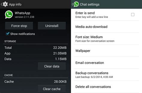 top solutions to fix whatsapp issues on android phone dr fone
