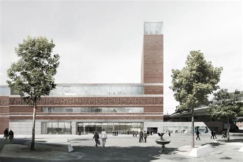 basel modern museum em2n to build basel s new museum of history and state archives archdaily