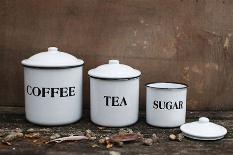 Kitchen Canister Sets Vintage by 17 Best Ideas About Vintage Canisters On