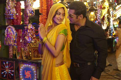 Sonakshi Sinha In Dabangg Sonakshi Sinha Hot
