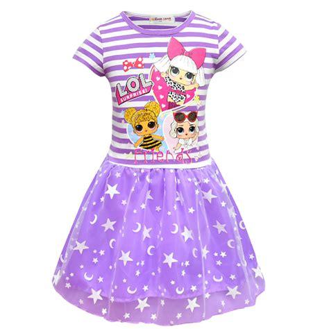 toplol surprise dolls baby girls dresses summer