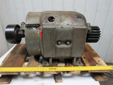Vintage Electric Motor by Westinghouse No 6 Type K M6313n Vintage Electric Motor