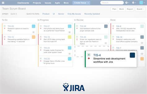 jira template how to organize a web development workflow using jira agile