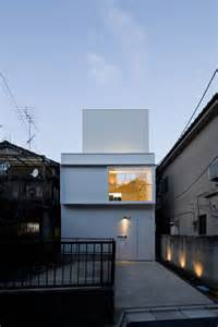 Two Story House Plan Outdoor House Illuminate The Japanese Architecture Small Houses