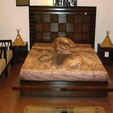 wooden bed creations furniture