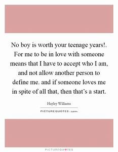 Teenage Years Quotes & Sayings | Teenage Years Picture Quotes