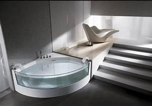 Stunning Modele Grande Salle De Bains Avec Spa Photos Awesome ...