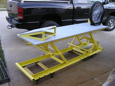 Motorcycle lift table motorcycle carrier moto bike homemade motorcycle cheap motorcycles wooden arch homemade tools welding projects the distinct character, blemishes and wood grain of each wood print will meld with your photo creating a one of a kind print. Woodworking plans pie safe, woodworking tools store ...