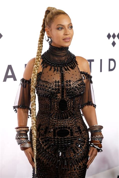 beyonce  tidal  concert pictures october