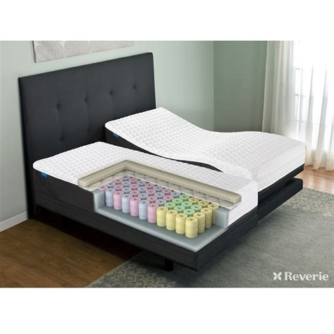 reverie adjustable bed reverie reverie 7s sleep system reverie adjustable beds