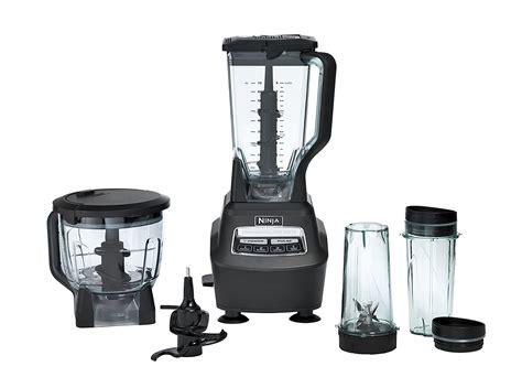 ninja mega kitchen blender system  food processor