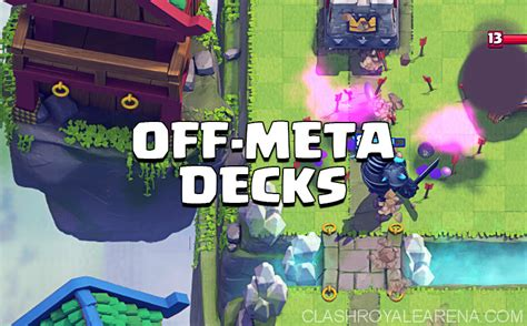 Meta Decks Clash Royale by Why You Should Use Meta Decks Clash Royale Guides