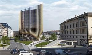 Dokončení vchodů nových budov