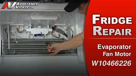 propane tankless water heater whirlpool wrf989sda refrigerator not cooling