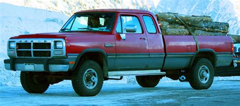 The Colorful History Of Dodge Ram Pickup Trucks