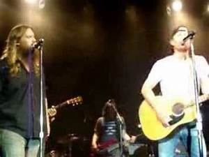 """Dierks Bentley and Chris Stapleton Sing """"Fallin For You"""