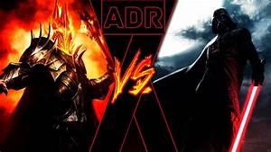 Sauron VS. Darth Vader | ARENA DO RAP - YouTube