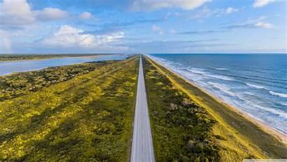 Aerial Road Uhd Wallpapers