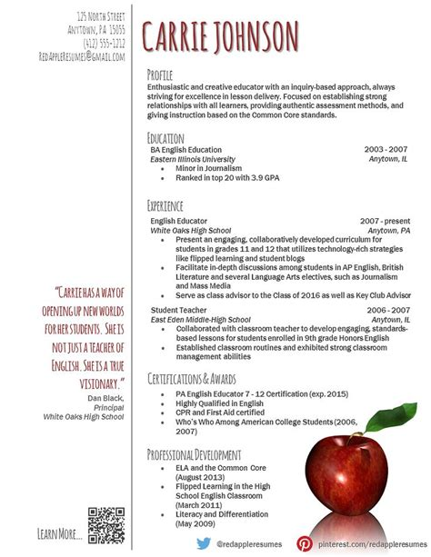 17 best ideas about resume template on