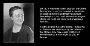 Dorothy L. Saye... Dogman Quotes