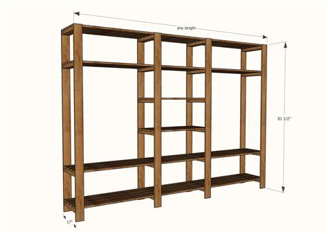 Diy Wooden Shelf Organizer Diy Do It Your Self