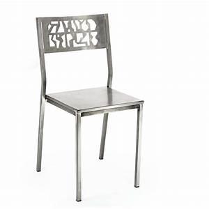 Chaise Industrielle Metal : chaise industrielle en m tal slide 4 ~ Teatrodelosmanantiales.com Idées de Décoration