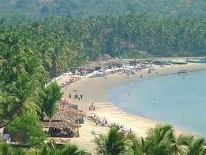 Maps Goa India Beaches