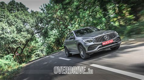 The amg glc 43 coupe will be the first 'made in india' amg product; 2020 Mercedes-AMG GLC 43 Coupe launched in India, priced at Rs 76.70 lakh - Overdrive