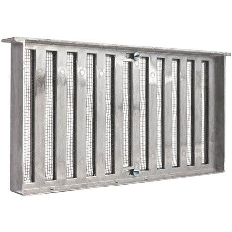 aluminium foundation vents  shutter  rona