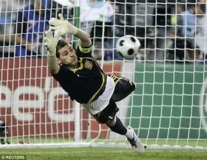 Gianluigi Buffon and Iker Casillas have won 27 major ...