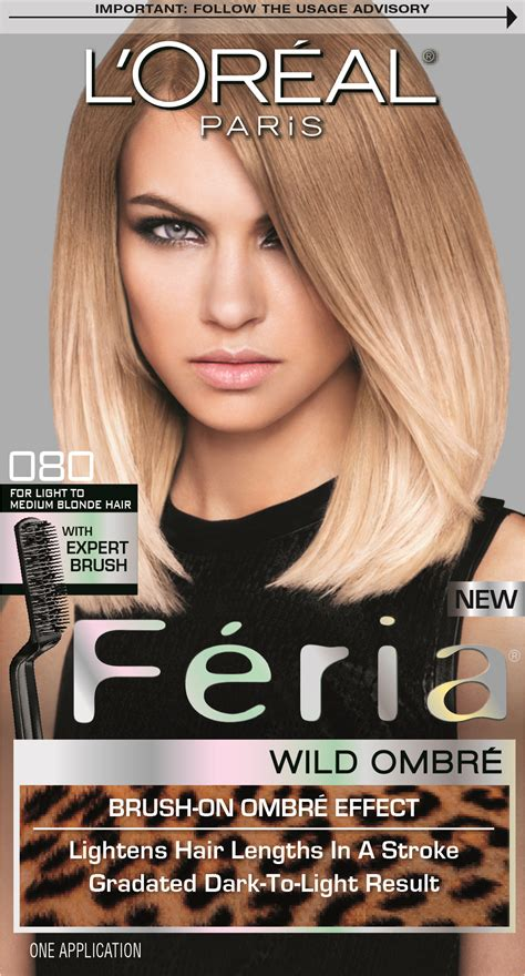 Loreal Hair Color by Preview Photos L Or 233 Al F 233 Ria Ombr 233 Kit How