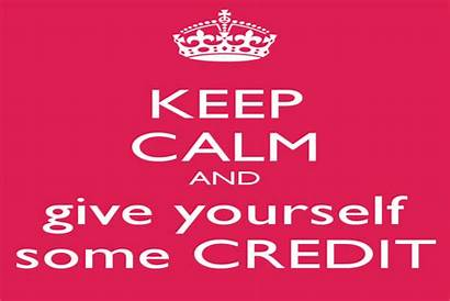 Give Yourself Credit Own