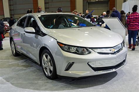 Chevrolet Car : Chevrolet Volt (second Generation)