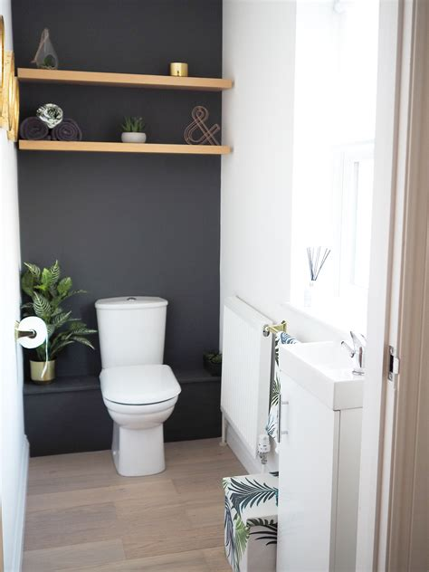ideas for small bathrooms makeover home downstairs bathroom grey makeover on style